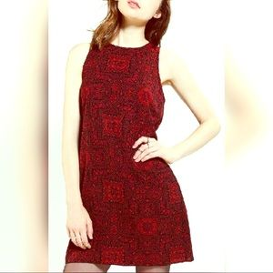 """Urban Outfitters """"Staring at Stars"""" Printed Dress"""